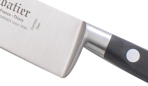 White Kitchen Knives knives carving knife 8 in - authentique